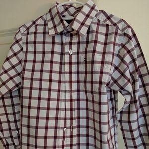 Boys 6-7 Short Sleeve Woven Shirt